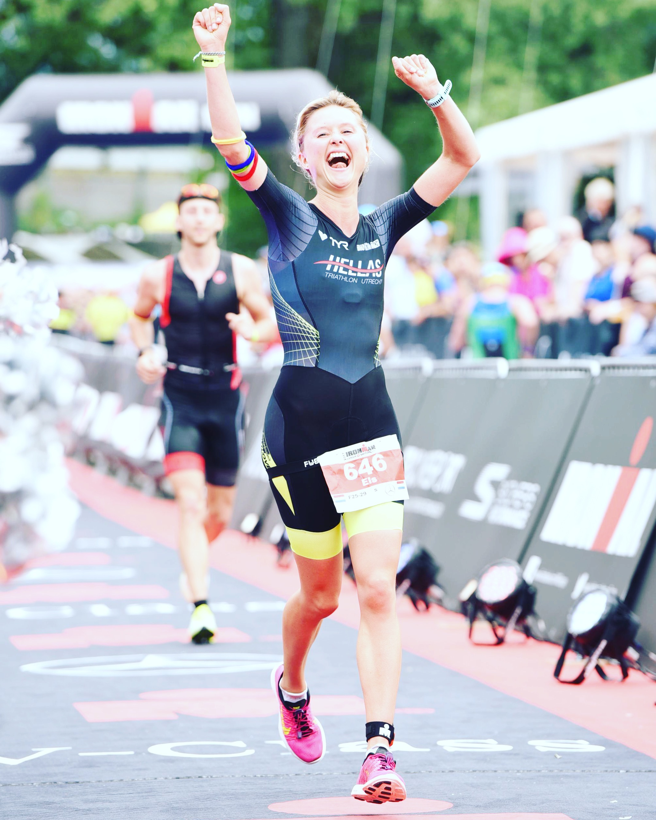 Ironman Switzerland, Full Distance, 4th overall, 1st Agegrouper, 1st Agegrouper 25-29