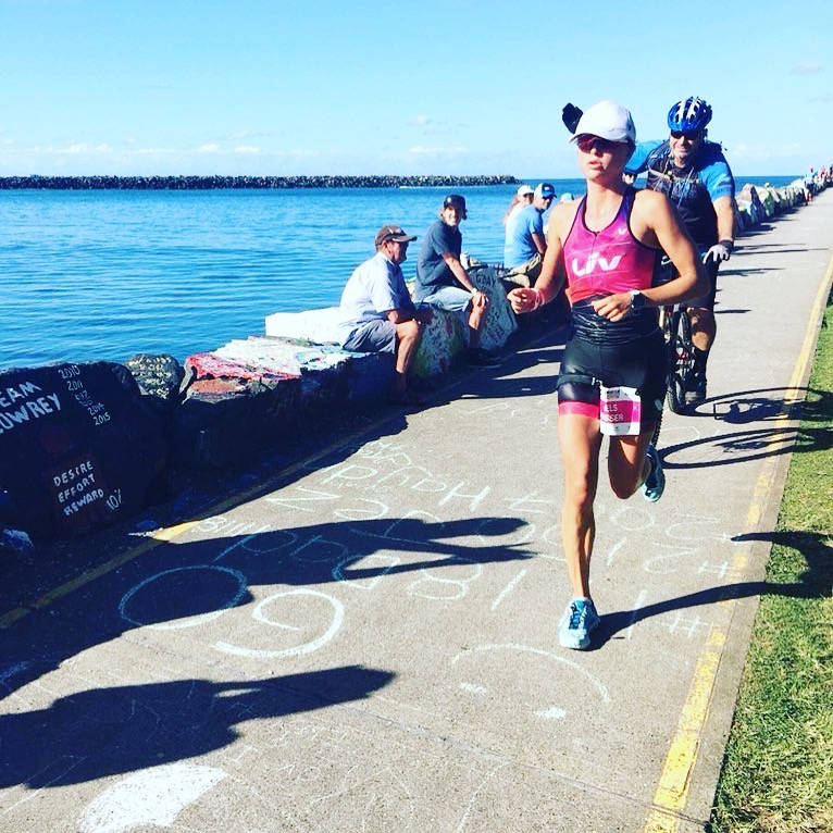 Ironman Australia, Full Distance, 4th